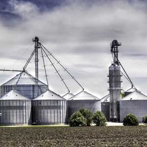 buildings, grain bins, specialty, new