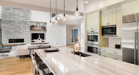 Get a Home Equity Line of Credit to remodel your kitchen