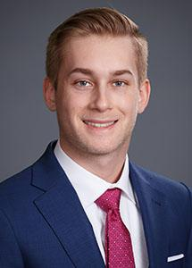 Austin Deavy, Assistant Branch Manager