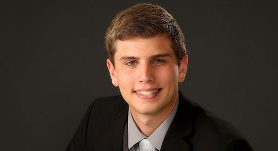 Cole Brose, Financial Services Officer